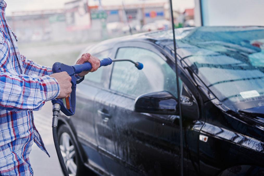 Algete Fuel | Lavado a presión